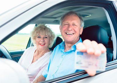Atestado Médico para a Revalidação da Carta de Condução